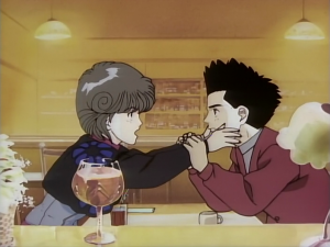 Ai and Youta on a date