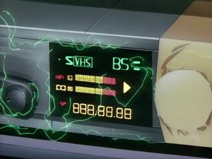Den'ei Shoujo broken VCR